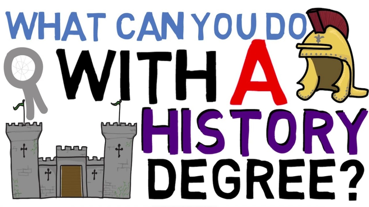 What Can You Do with a CofC History Degree?